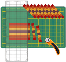 Patchwork Quilting: How to Do it Yourself