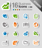 Fototapety Stickers -  Office and Business icons