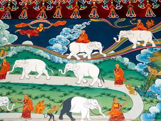 How to tame elephant