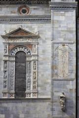 finestra del duomo di Como