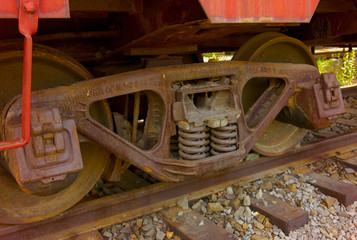Railroad Car Wheels