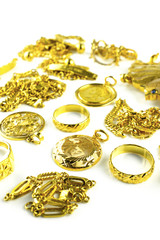 Varies Gold Jewelry
