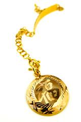 Heirloom gold jewelry
