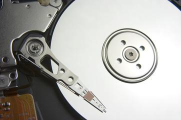 Ordenador, disco duro, informática