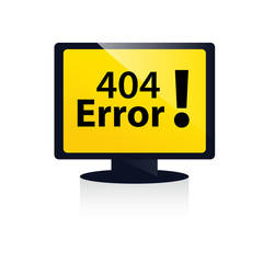 Website: 404 Error!
