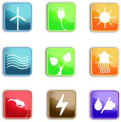 energie icons