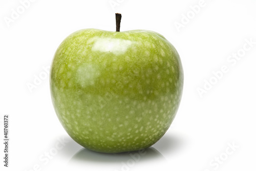 Una manzana perfecta.