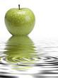 Una manzana fresca es un perfecto tentempié.