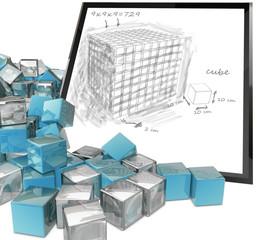 cubi per costruzione