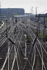Hamburg - Eisenbahnschienen - TLerch