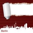 Karte Riss Berlin