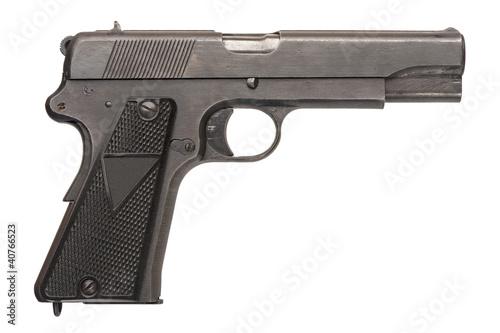 Polish Military Pistol