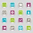 16 icons Auto