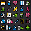 medicine Color Icons