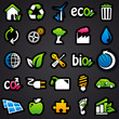 ecology Color Icon