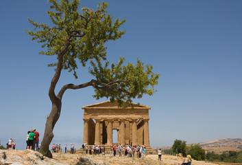 GreekTample,Agrigento