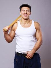 Image of dangerous man