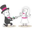 Figur, Heiratsantrag 1