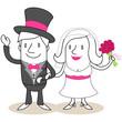 Figur, Brautpaar 2