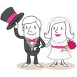 Figur, Brautpaar 1