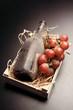 Vecchia bottiglia di vino