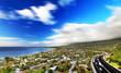 Baie de la ville de Saint-Paul, La Réunion.