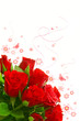Fototapeten,rosenstrauß,blume,rosé,rosé
