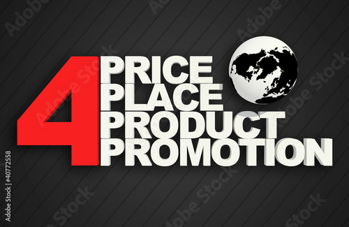 4P Marketing Background