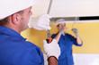 craftsmen working together