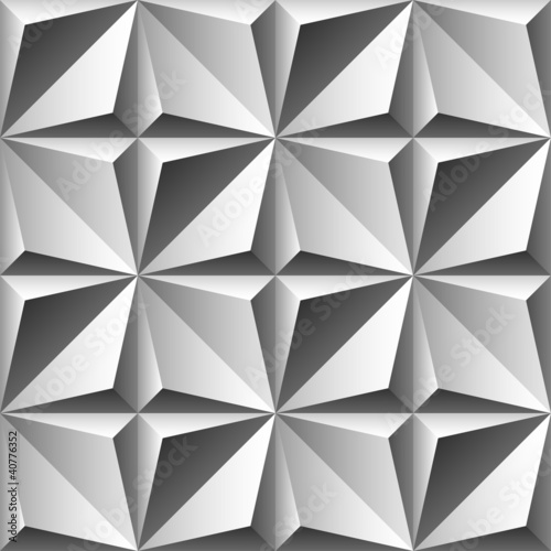 etching seamless pattern