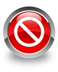 ''Access denied'' icon