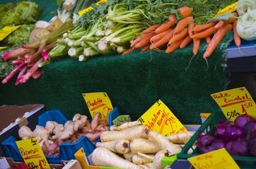 Markt Gemüse @ miket