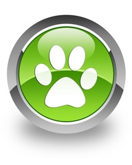 """Animal footprint"" icon"