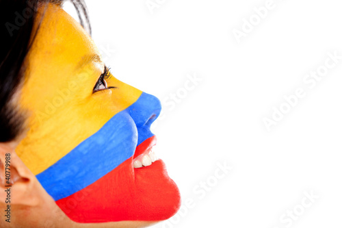 Woman from Colombia