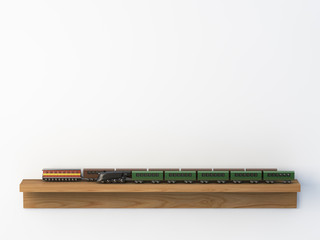 kids room train toy