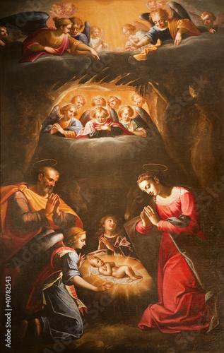 Fototapeten,kunst,bethlehem,birth,christus