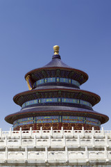 Temple of Heaven - Tian Tan - in Beijing, China