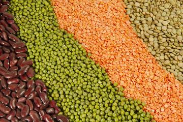 Beans assortment