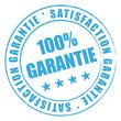 Satisfaction garantie à 100%