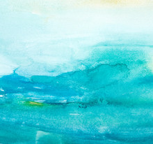 Touches de couleurs aquarelle art peinture