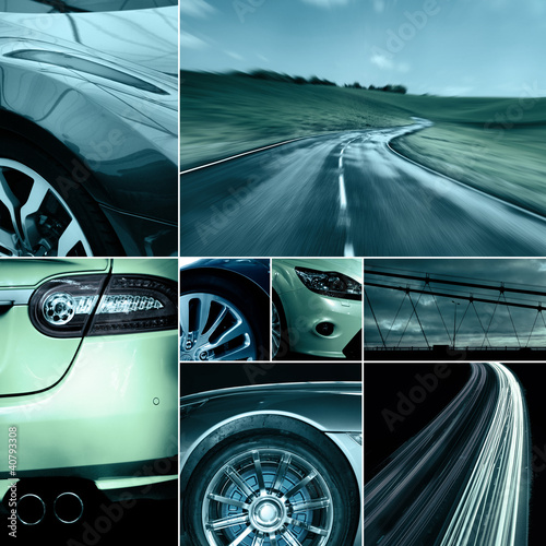 auto collage