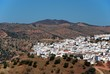 View of pueblo blanco, Almogia, Spain © Arena Photo UK