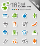 Stickers - Food Icons