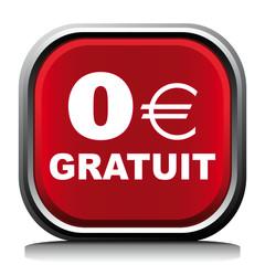 0 EURO GRATUIT ICON