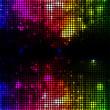 grunge style mosaic background