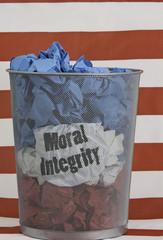 Politics: Moral Integrity