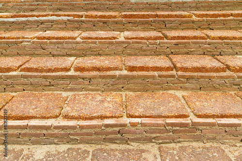 stone stairs background