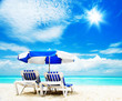 Fototapete Paradise - Tropisch - Strand