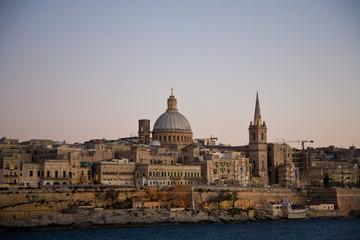 Valletta sunset, Malta