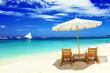 Fototapeta Plaża - Wyspa - Wyspa